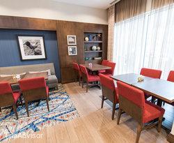 Breakfast Room at the Hampton Inn by Hilton Halifax Downtown