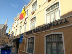 Beautiful Bruges  Hotel Aragon Gorgeous