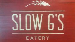 Slow G's Eatery