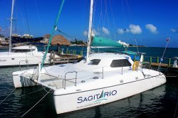 Sagitario Private Catamaran