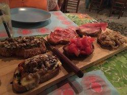 Fantastic Italian In Lindos...