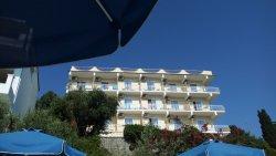 Útulný hotel s úžasným výhľadom