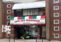 Cafe San Francesco Bar & Grill