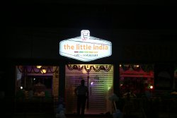 The little india cafe and restaurant