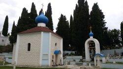 Church of Feodor Ushakov