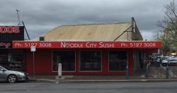 Noodle City & Sushi