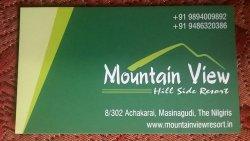 Mountain View Hillside Resort