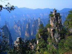 Western Hunan (Zhangjiajie) China International Travel Service