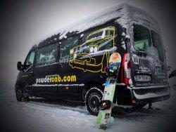 PowderCab Alpine Resort Transfers