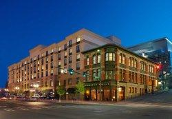 塔科马市中心万怡酒店