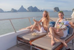 Sea Angel Cruise Phuket