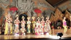 Balai Banjar Ubud Kelod