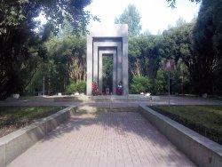Memorial to the Citizens of Besieged Leningrad
