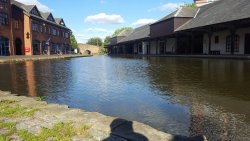 Coventry Canal Basin