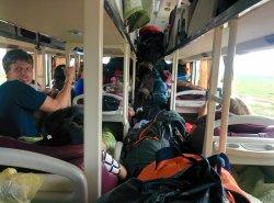 Camel Travel Bus