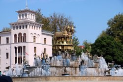 Colchis Fountain