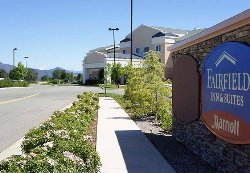Fairfield Inn & Suites Redding