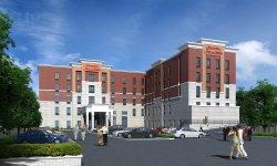 辛辛那提/住宅區-大學地區希爾頓恆庭旅館&套房酒店