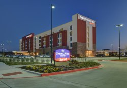 SpringHill Suites Dallas Plano/Frisco