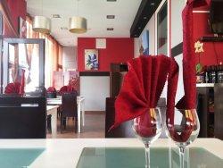 Sabores Restaurant Asia Tico