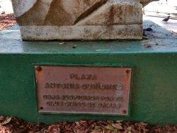 Plaza Antonia Quinones