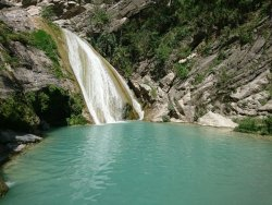 Cascadas de San Agustin Ahuehuetla