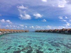 Maalifushi from the sky, the sand, the water
