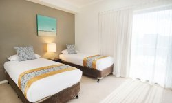 Twin single bedrooms available