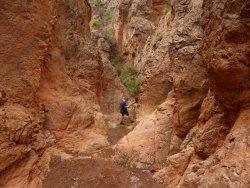 Konorchek Canyons