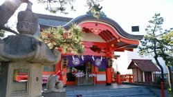 Omori Inari Shrine