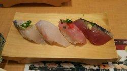 Jizakana Sushi-Go-Round (Kaitensushi) Marusushi Main Shop