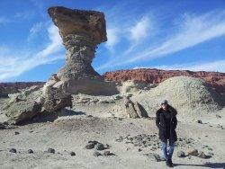 Parque Provincial Ischigualasto - Valle de la Luna