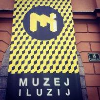 Museum of Illusions - Ljubljana
