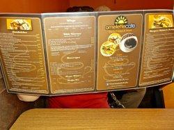 Omelette cafe