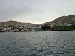 Muelle de Ancon