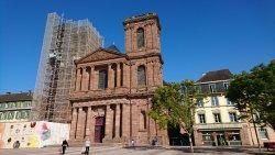 Cathédrale de Belfort