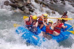 Dominical Rafting