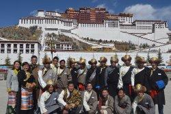 Explore Tibet的一日游
