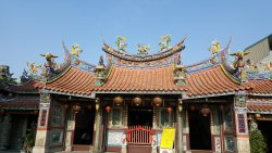 Taichung Wanhe Temple