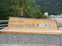 Pullen Creek Stream Walk