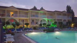 Piękny Zakynthos, a hotel sprostał naszym oczekiwaniom.