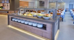 Restaurante Buffet Hotel Merce