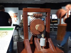 The Da Vinci Machines Exhibition