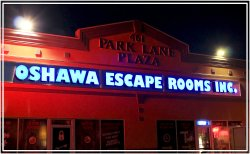 Oshawa Escape Rooms Inc