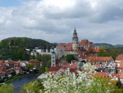 Eszter Sarody Guided tours in South Bohemia