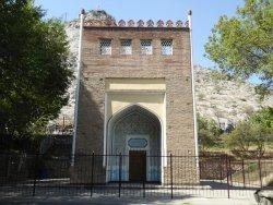Mausoleum of Asaf ibn Burkhiya