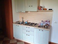 Limited kitchen