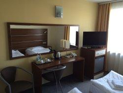 Bon hôtel pour un business trip