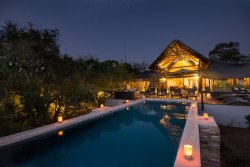 The Vuyani Safari Lodge