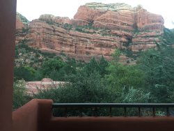 Top Notch Resort in the Middle of the Red Rocks